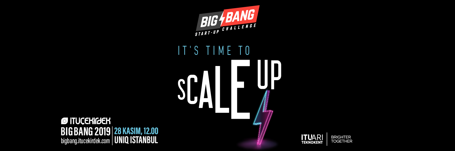It's Time to Scale Up