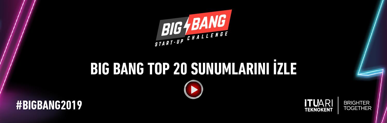 Big Bang Top 20 Sunumları